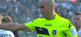 Serie A: Rzut karny i gol w doliczonym czasie gry. Lazio Rzym wygrało z Parmą
