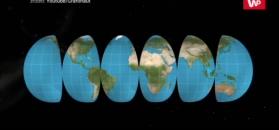 """Mapy """"kłamią"""". Oto prawdziwe rozmiary krajów"""