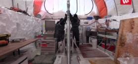 Wwiercają się w głąb Antarktydy. Szukają cennej substancji