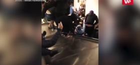 Awaria schodów ruchomych w Rzymie. 20 osób rannych