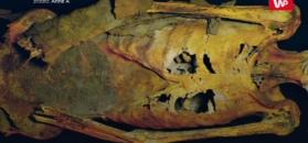 Odkryli sekret mumii sprzed 3 tys. lat. Odpowiedź dały tatuaże