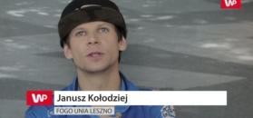 Janusz Kołodziej był na granicy wyczerpania. Krok od anoreksji