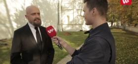 Adamczyk zagrał prezydenta Polski: