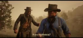 """""""Red Dead Redemption 2"""" - oficjalny zwiastun"""