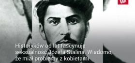 Jak kochał Stalin. Od nieudanych małżeństw po