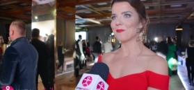 Jabłczyńska tłumaczy występ na ślubie Krupy: