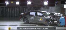 Lexus ES: test zderzeniowy Euro NCAP