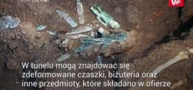 Archeolodzy odkryli sekretny tunel pod starożytną piramidą