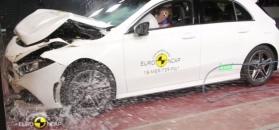 Mercedes Klasy A: test Euro NCAP
