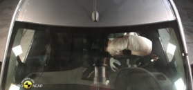 Opel Combo: test Euro NCAP