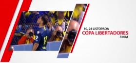 Finały Copa Libertadores na żywo wyłącznie w Sportklubie!