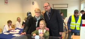Paweł Adamowicz głosował w drugiej turze wyborów w Gdańsku