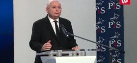 Kaczyński zabrał głos w sprawie wyborów.