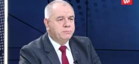 Jacek Sasin o powrocie Tuska. Dosadny komentarz