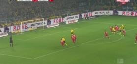 Niesamowite emocje w niemieckim klasyku! Dwa gole Lewandowskiego