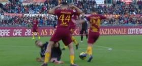 Serie A: Drużyna Polaków bez szans. Sampdoria dostała lanie od Romy [ZDJĘCIA ELEVEN SPORTS]