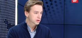 Mocne słowa Winnickiego o TVP. Krzysztof Bosak komentuje