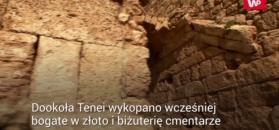 Grecy odkryli pozostałości starożytnego miasta