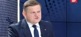 Afera KNF. Wojciech Skurkiewicz przypomina slowa Jarosława Kaczyńskiego