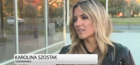 Zaniepokojona Szostak: