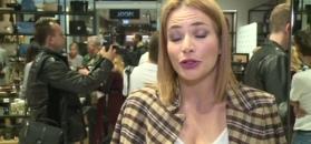 """Dereszowska broni swojego faux paux w Wenecji: """"W modzie trudno wymyślić coś zupełnie nowego"""""""