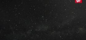 W najbliższy weekend na niebie rój meteorytów