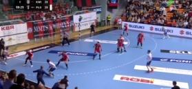 PGNiG Superliga: Męczarnie Orlenu Wisły w Kwidzynie. Bramkarze w rolach głównych (WIDEO)