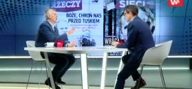 """""""Haniebne"""" okładki z Tuskiem. Tomasz Siemoniak mówi o """"obsesji"""""""