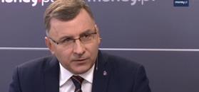 Prezes PKO BP ocenia imperium Czarneckiego.