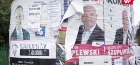 Banery wyborcze zaśmiecają ulice. Kandydaci łamią prawo
