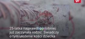 Pochowana z dzieckiem w łonie. Kości mają prawie 4 tys. lat