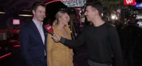 """Marcin Korcz i Joanna Balasz jako przyszła para młoda w filmie """"Miłość jest wszystkim"""""""