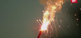 Jak bezpiecznie korzystać z fajerwerków