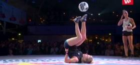 Polka Agnieszka Mnich mistrzynią świata w piłkarskim freestyle'u. Pokonała obrończynię tytułu
