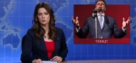 SNL Polska. Weekend Update: żartują z Petru i jego wpadek