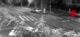 Zielona Góra: przejechał nastolatkę na pasach