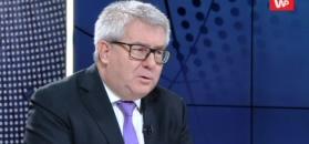 Ryszard Czarnecki ministrem sportu? Jasna deklaracja