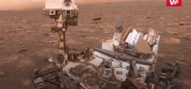 """Curiosity znalazł """"błyskotkę"""" na Marsie. Zdjęcie tajemniczego obiektu"""