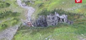 Odkryli nową jaskinię w Kanadzie. Nie wierzyli własnym oczom