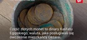 Niezwykłe odkrycie w starożytnym porcie