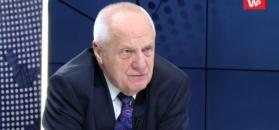 Stefan Niesiołowski o urodzinach Radia Maryja: Morawiecki napluł Polakom w twarz