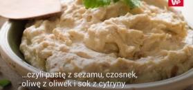 Hummus - specjał na kanapki