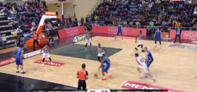 16 punktów Damiana Kuliga, ale BBSK znów przegrywa