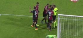 Serie A: Niesamowita końcówka meczu Cagliari - Roma! Dwie czerwone kartki w jednej akcji