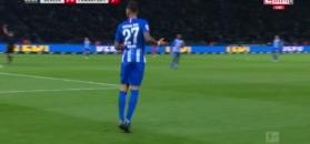 Bundesliga: Grujić dał wygraną Hercie Berlin nad Eintrachtem Frankfurt