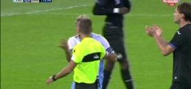 Serie A: czerwona kartka Bereszyńskiego. Asysta Kownackiego w doliczonym czasie gry