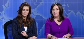 "SNL Polska. Weekend Update: Danuta Holecka i ""paski grozy"" na celowniku"