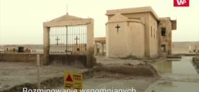 Po 50 latach świątynie w pobliżu miejsca chrztu Jezusa, znów będą otwarte