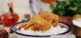 Szybkie curry z kurczakiem. Rozgrzewa i syci