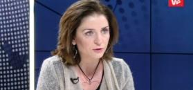 Joanna Mucha bez litości o Morawieckim: bajarz